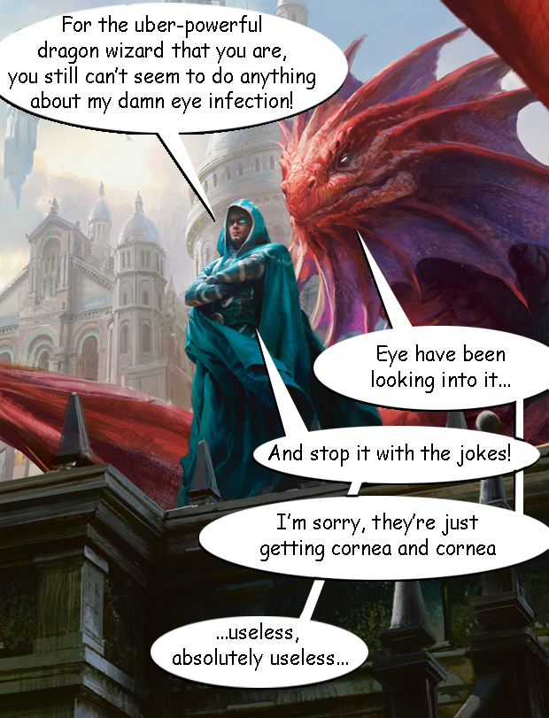 Returning to Ravnica, without style
