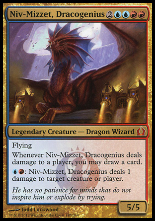 06 Niv-Mizzet, Dracogenius