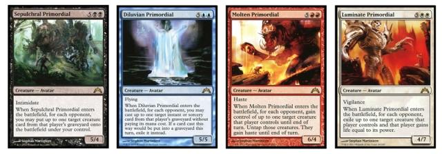 Primordials