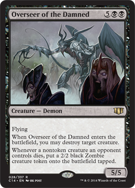 05 Overseer of the Damned