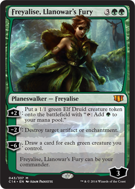 Top 10 Favourite Magic The Gathering Cards Of 2014